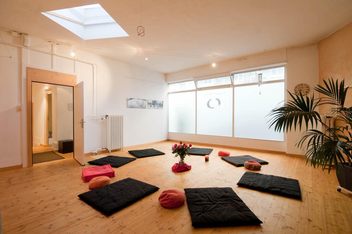 Espace Solame Thérapie Zen Yoga Lausanne